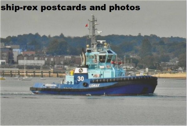 LOMAX (Solent Towage) photo